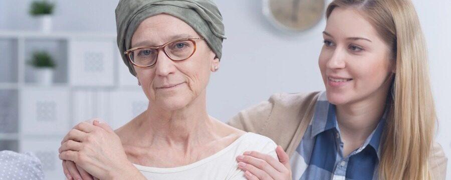 Уход за онкологическими больными при распаде опухоли