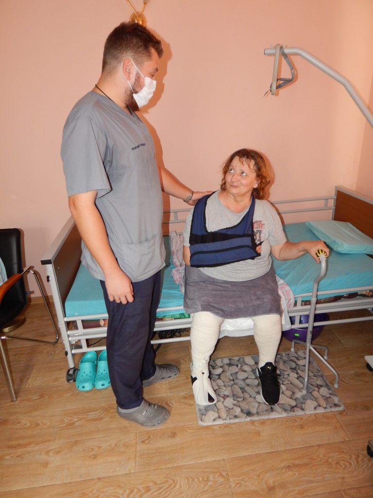 Восстановление после ЧМТ в Одессе