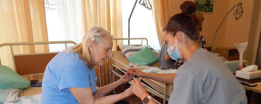 Реабилитация после черепно-мозговой травмы в Одессе недорого